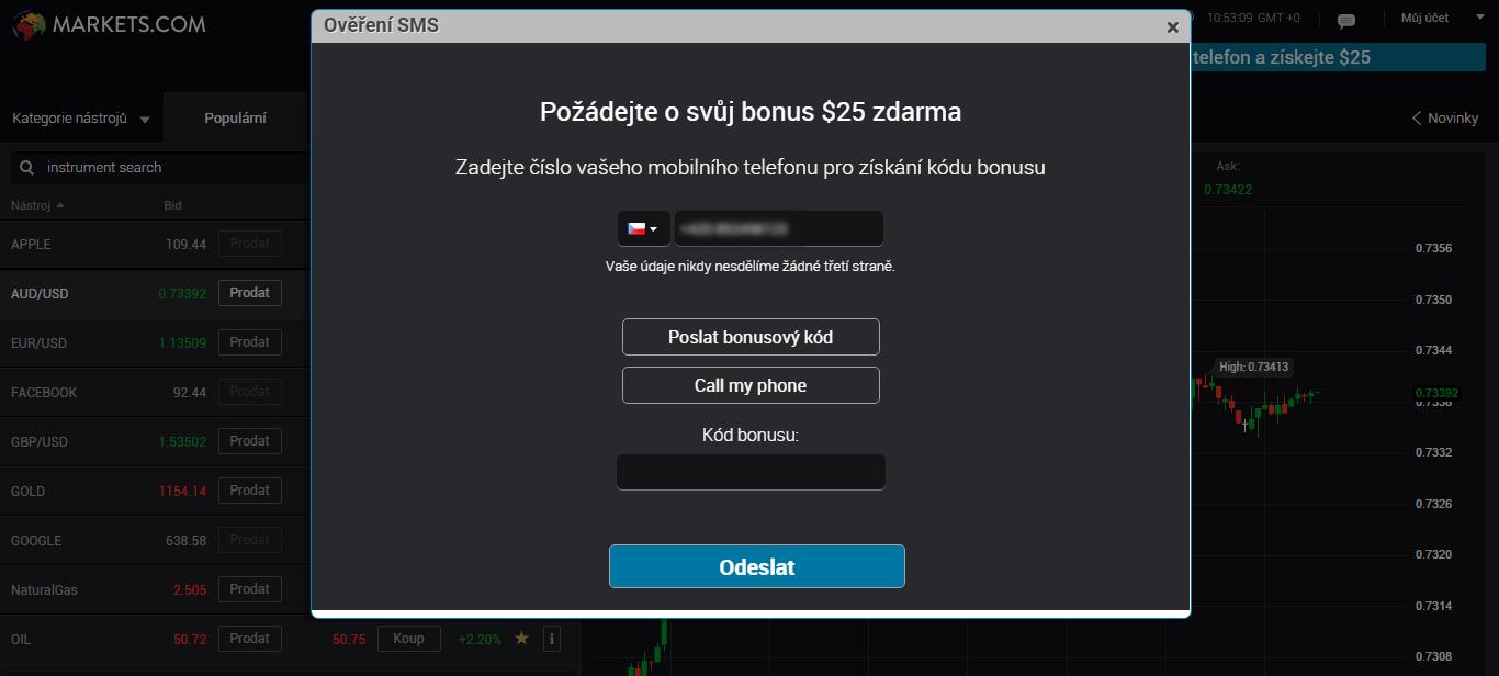 Forex z bonusem bez depozytu
