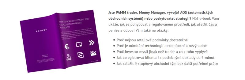 Ebook zdarma pro klienty brokerské společnosti