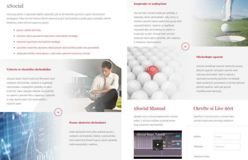 Broker TopForex umožňuje sociální trading skrze plaformu xSocial